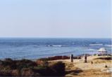 角島灯台公園北海岸