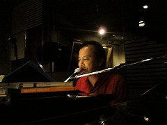 Jazz music by Mr. Asami at Barbra