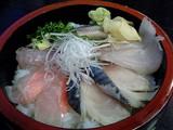 地魚丼@はま蔵