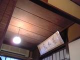 並木藪蕎麦店内@浅草