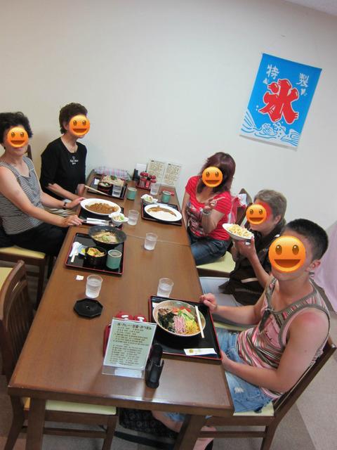 夕食@青森まちなかおんせん