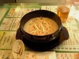 肉絲湯麺@港式餐廳