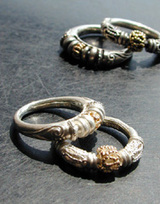 Rings by GEODESIQUE