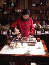 中国茶のお手前@湖心亭