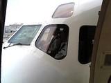 MD90 操縦室