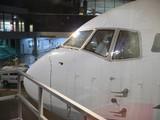 全日空 B767-300 コックピット