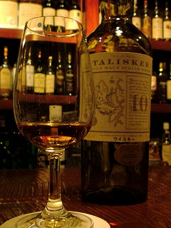 Talisker 10年@A Day Ginza