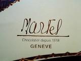スイスのチョコレートブランド