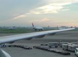 離陸ラッシュ@羽田空港