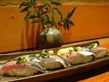 サンマの握り寿司