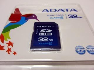 ADATA SD HC 32GB