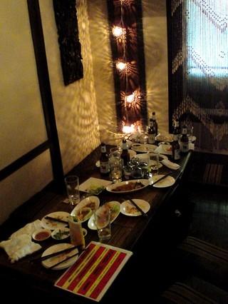 タイ国屋台式料理スパイスMARKET