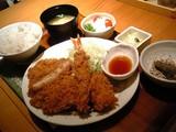 満腹系定食@さぼてん