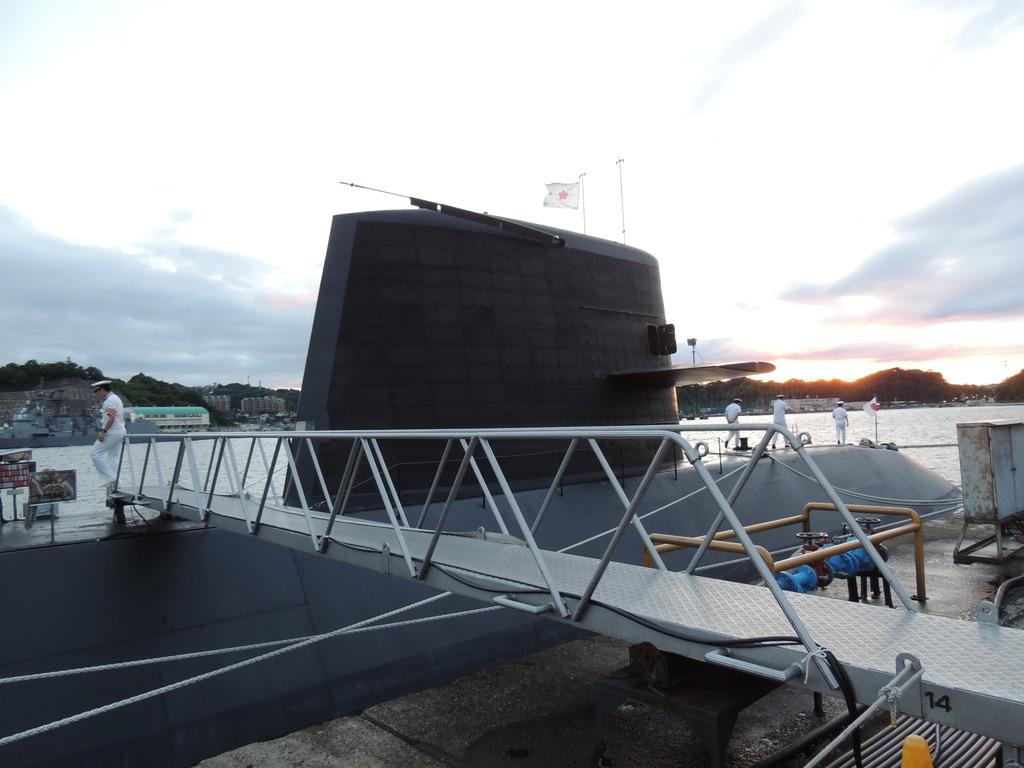 海上自衛隊潜水艦
