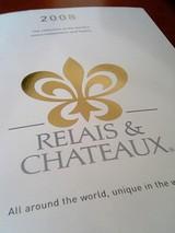 Relais & Chateaux 2008