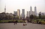 古城公園内から観た北東の風景