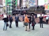 JR新橋駅前SL広場