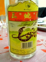 中国酒@上海小吃