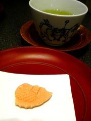 若菜(鯛干菓子)@箱根瓔珞