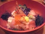 海鮮丼@快飛