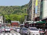 四条通と祇園の交差点