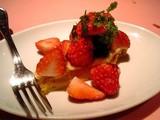 春の苺ドルチェ