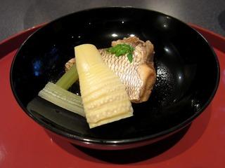 若菜(鯛茶漬けコース)@箱根瓔珞