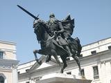 ブルゴスのエルシド像
