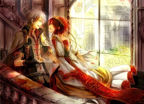赤髪の白雪姫 壁紙・画像・待ち受け その4 30枚 25枚目