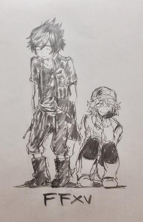 FF(Final Fantasy) 壁紙・画像・待ち受け その4 30枚 15枚目