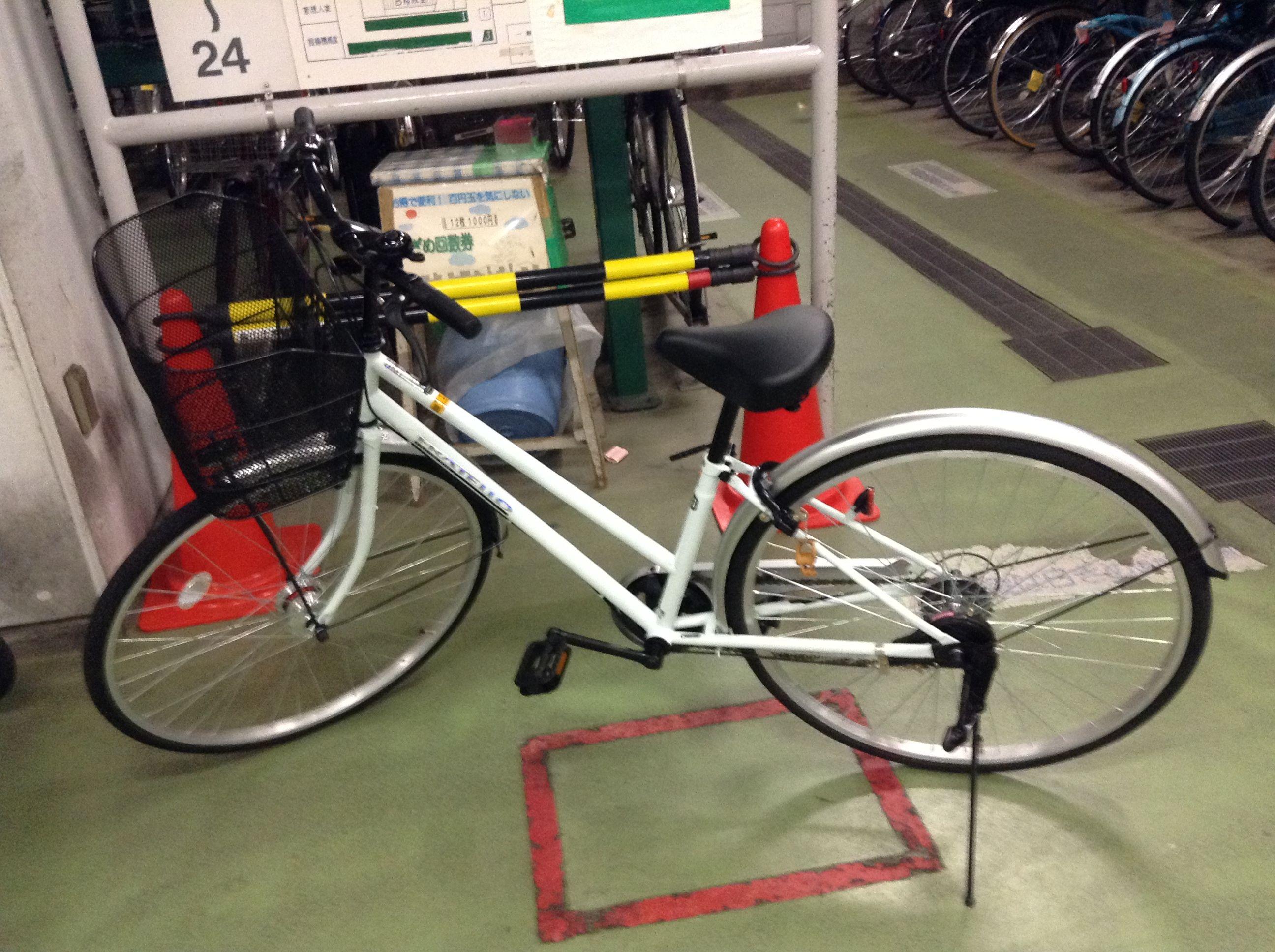 だらけの生活用品選び:自転車 ...