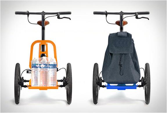 ... 三輪自転車「Kiffy Urban Tricycle
