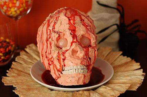 zombieheadcheese もうすぐハロウィン。