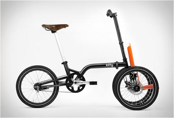 ... 自転車「Kiffy Urban Tricycle」:[雪