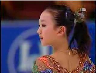 浅田真央 ジュニア世界選手権2005 フリー