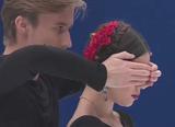 エレーナ・イリニフ&ルスラン・ジガンシン