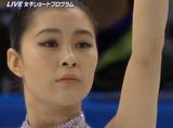 村上佳菜子 ソチオリンピック