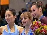 長野オリンピック1998 女子シングル 表彰式