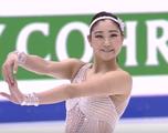 長洲未来[ミライ・ナガス] 四大陸選手権2016