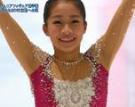 新田谷凛 全日本ジュニア選手権2014