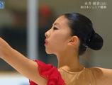 永井優香 全日本ジュニア選手権2014