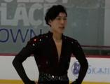 田中刑事 アジアフィギュア杯2016