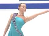 エリザヴェータ・ウコロワ 世界ジュニア選手権2015