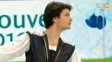 ステファン・ランビエール バンクーバーオリンピック
