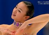 西野友毬 全日本選手権2014