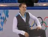 ペテル・リーバース ソチオリンピック