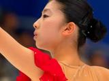 永井優香 全日本選手権2014