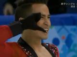 フローラン・アモディオ ソチオリンピック