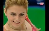 ユリア・セベスチェン バンクーバーオリンピック
