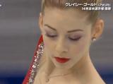グレイシー・ゴールド  ソチオリンピック